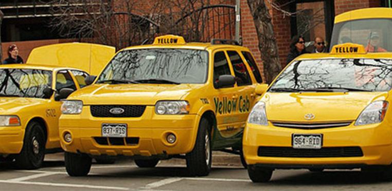 Yellow Taxi inspection service Calgary