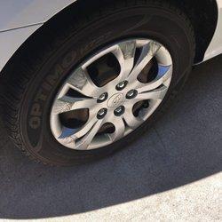 Wheel balance Services