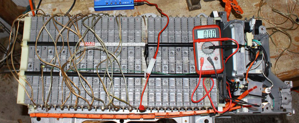 auto hybrid batteries repair